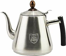 Teekannen Teekanne aus Edelstahl ese Teekessel