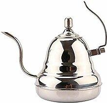 Teekannen Teekanne aus Edelstahl Handgewaschene