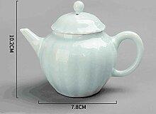 Teekannen Teekanne Celadon Pot Delicate Tea Tools