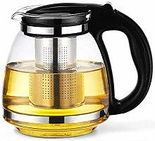 Teekaraffen 1500 Ml Hitzebeständiger Glas