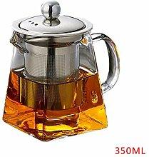 Teekaraffen Hitzebeständige Glas Teekanne Mit
