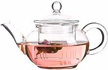 Teekaraffen Klarer Hitzebeständiger Glas