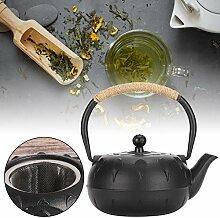Teekessel, 0,6 l Gusseisen-Teekanne Vintage