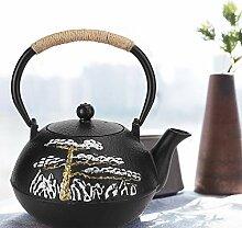 Teekessel, Eisen Teekanne 0.6L Home Decoration