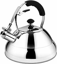 Teekessel – Pfeifende Teekanne aus Edelstahl mit