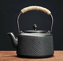 Teekessel Teekanne Gusseisen Gusseisen-Teekanne,