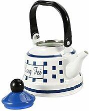 Teekessel Wasserkocher_Enamel Wasserkocher
