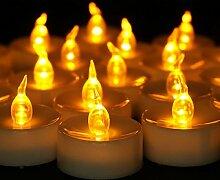 Teelichter Kerzen: LED-Teelichter,