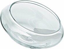 Teelichthalter Iris aus Glas