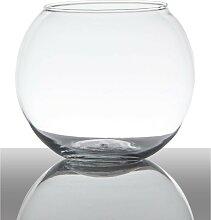Teelichthalter, Kugelvase BALL H. 11cm D. 14cm