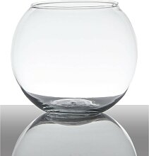 Teelichthalter, Kugelvase BALL H. 9,5cm D. 11cm