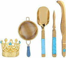 Teenadel und Teelöffel, Teezeremonie-Werkzeuge