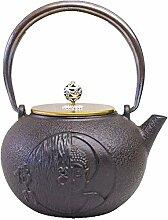 Teeservice Teekanne Teekessel Gusseiserne Teekanne