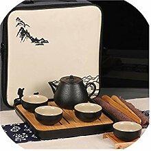 Teeset Chinesische Reise Kung Fu Teeset Keramik
