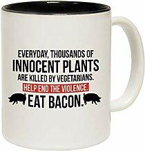 Teetasse, lustige Tassen, Tausend von unschuldigen