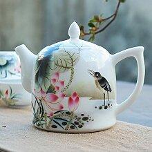 Teetassen 300Cc Chinesischen Stil Porzellan