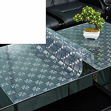 Teetisch matten/dining schreibtischunterlagen/anti-Öl-tischdecke/rechteck tischdecke-A 90x160cm(35x63inch)