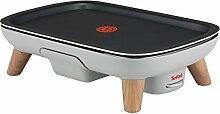Tefal CB658B Tischgrill Saveur mit Thermospot,