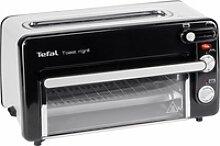 Tefal Minibackofen Toast-Grill und Mini-Ofen