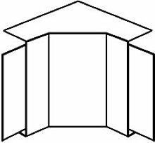 Tehalit–M innenliegende Ecke 5411lgr