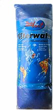 Teichfilterwatte blau grob 500g Pack