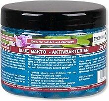 Teichpoint Blue Bakto - Aktivbakterien, Starterbakterien für Ihren Koi Teich und Koiteich Filter (500 ml)