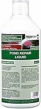 Teichpoint Pond Repair Liquid flüssig, verdrängt sicher Fadenalgen im Teich, Algen im Gartenteich (1 Liter)