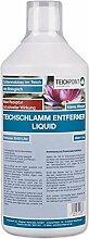 Teichpoint Teichschlamm Entferner Liquid, Koi Teich Teichschlammentferner flüssig, entfernt Ihren Teich Schlamm und Bodenschlamm (1 Liter)