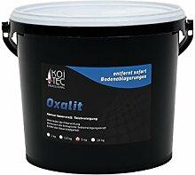 Teichschlammentferner Oxalit, wirkt sofort, 5 kg, Teichreinigung, Teichpflege, Schlammentferner Teich, Gartenteich reinigen, Teichschlammabbau
