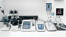 Teichwasser-Wasseranalyse, Standard, Laborleistung mit verständlicher Auswertung und Beratung