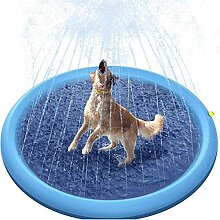 Tekaopuer Splash Pad Wasserspielzeug, 150 cm