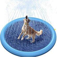 Tekaopuer Splash Pad Wasserspielzeug, 150cm