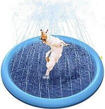 Tekaopuer Sprinkler-Wasserspielmatte,