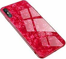 Telefon Fall,Schaltier Glas Fallen Schutz