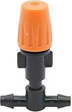 Teleskopgartenschlauch-Anschluss Orange