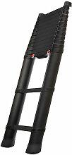 Teleskopleiter 3;80m mit regulierbaren Füßen