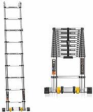 Teleskopleiter/Ausziehbare Leitern Gerade Leiter -