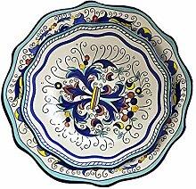 Teller, Keramik Geschirr, Steak Teller, ethnischen