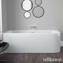 Tellkamp Thela Eck-Badewanne mit Verkleidung,