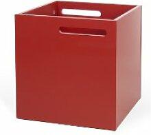 TemaHome, Berlin Box, 34x33x34 cm, rot lackier