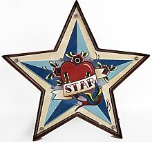 Temerity Jones Deko-Wandlampe Carnival Large Star
