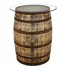 Temesso Originales schottisches Whiskyfass als