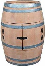 Temesso Weinfass als Weinregal Weinschrank Bar -