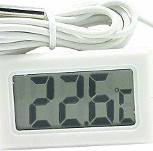 Temperature Instruments - 1pcs Mini Lcd Digital