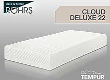 Tempur Cloud Deluxe Matratze 22 160x200
