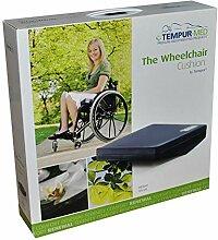 TEMPUR® Rollstuhlkissen gewölbt, Größe:43 x 43