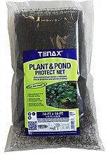 Tenax Invisible Teich-und Pflanzenschutz, Weiß,