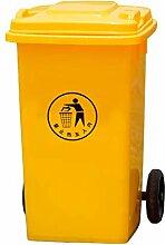 Teng Peng Mülleimer - großer Mülleimer im