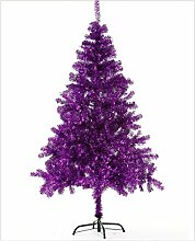 Teng Peng Weihnachtsbaum - Verschlüsselt Lila