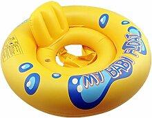 TENGGO Aufblasbare Baby Kinder Seat Hilfe Schwimmbecken Swimming Pool Schwimmer Wasser